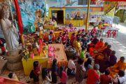2020-02-11 Universal Spiritual Foundation (USF) Ven. Rewatha Thero 带领五位法师于3-2-2020参访观音洞.